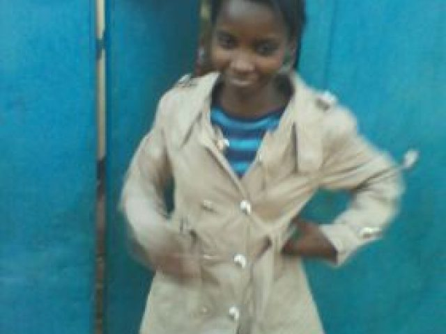 24 year old Nancy Mbindalah who was arrested for insulting the Embu Country Governor on her Facebook Page