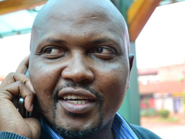 Gatundu South MP Moses Kuria