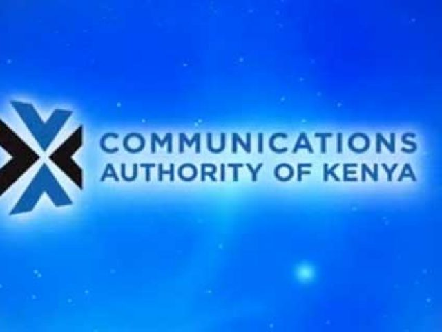 The Communications Authority of Kenya